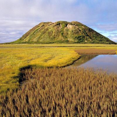 Pingos – geheimnisvolle Hügel in den Northwest Territories