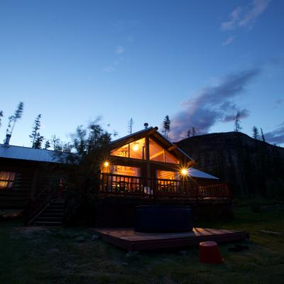 North Nahanni Naturalist Lodge