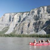 Nahanni River Kanuexpedition
