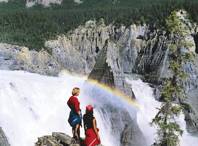 Virginia Falls, Nahanni NP